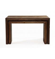 meble-drewniane-konsola-ze-starego-drewna