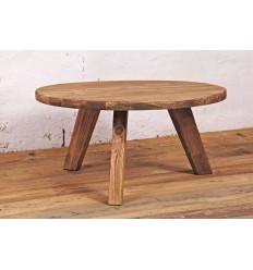drewniany-stolik-okragly-ze-starego-drewna