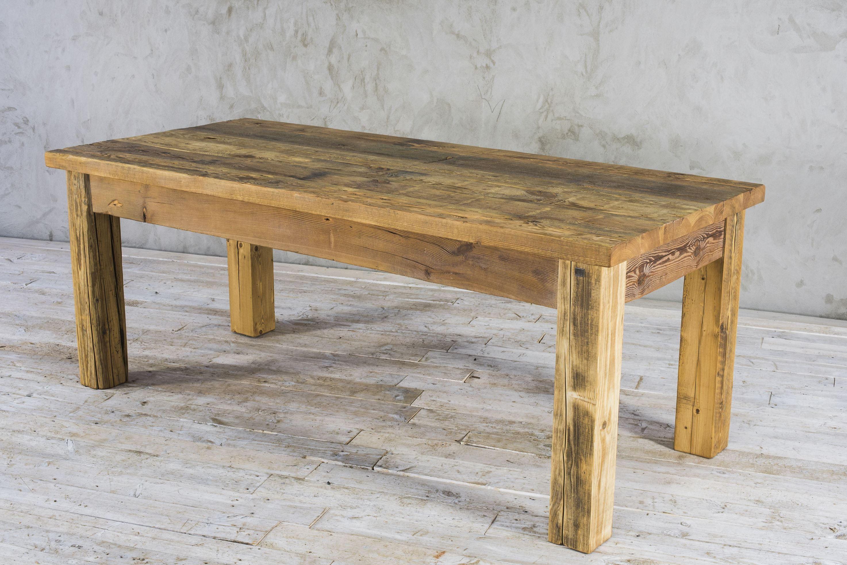 stol-drewniany-zachowana-stara-powierzchnia-no-268