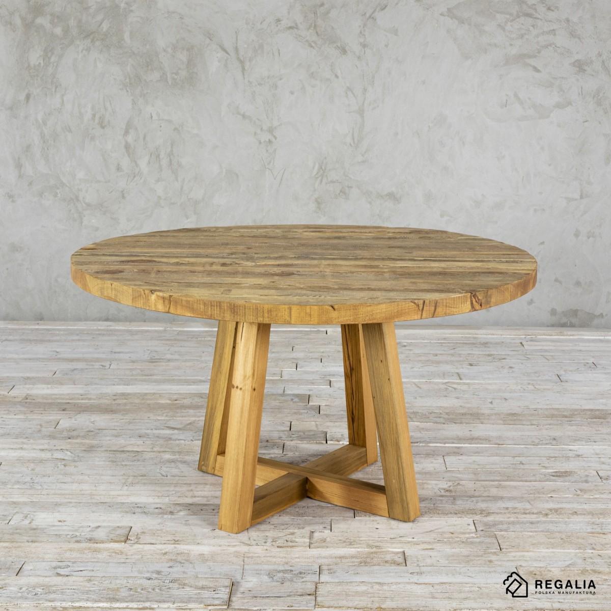 Okrągły stolik kawowy No. 438