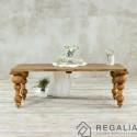 Stół z wiekowego drewna No. 469